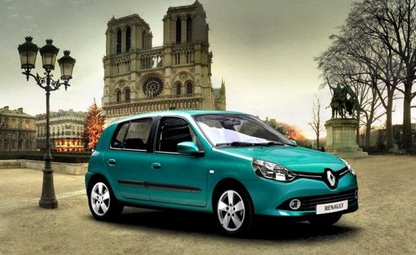 Renault y su nuevo Clio III, reemplazara al Clio II en Arg