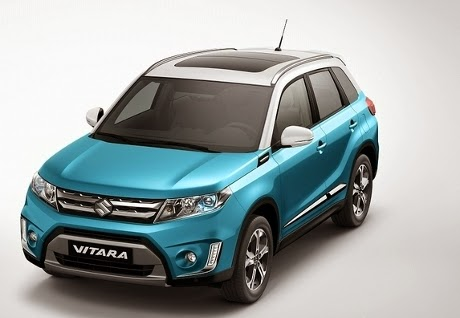 The All New Suzuki Vitara Produced in Hungary