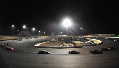 The NASCAR K&N Pro Series West returns to the beautiful new Kern County Raceway Park.