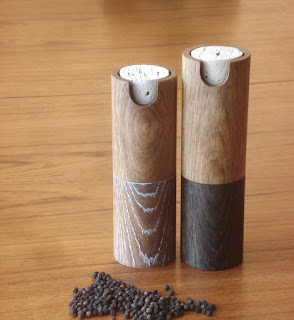 pepper mill salt grinder