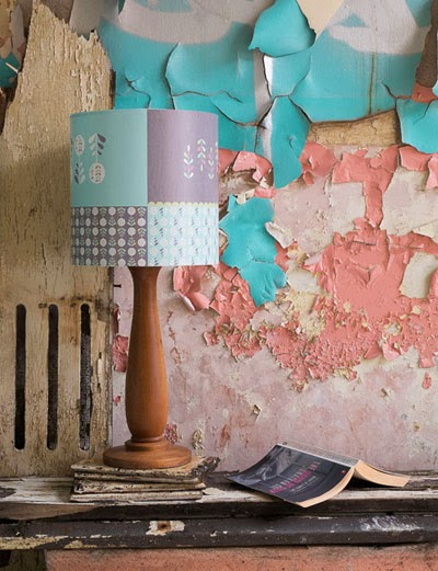 Quincy Lampshades - design CreativeDoodlez
