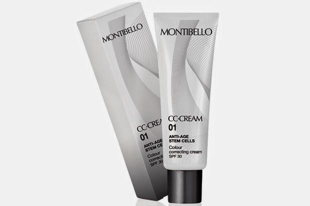 CC cream  Montibello