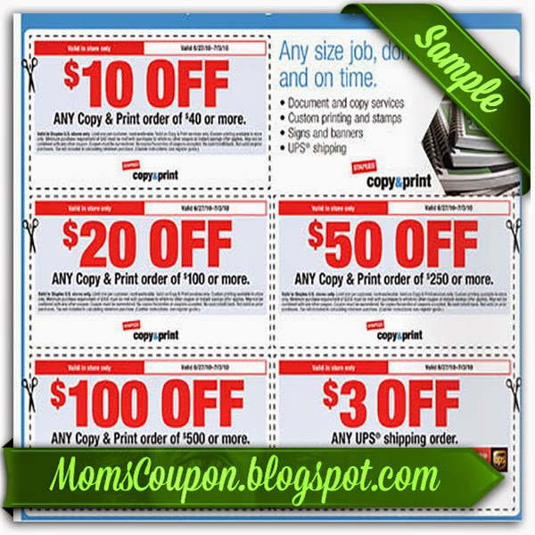 Coupons in Your Inbox!