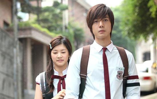 Kim Hyun Joong trong phim Playfull Kiss