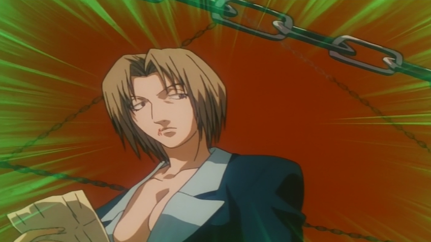Hunter x Hunter 1999 OVA 1 (Arc Genei Ryodan) Episode 5 Subtitle Indonesia