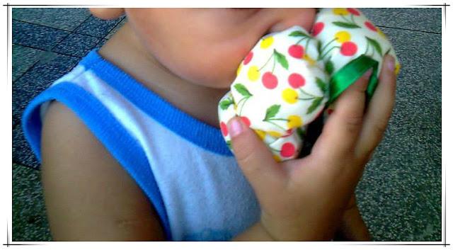 Sachês de Cheiro Trabalhando o sentido do Olfato em creches e berçários
