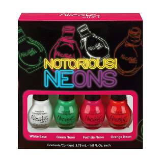 Nicole by OPI Notorious! Neons
