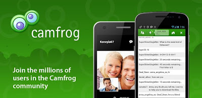Download Camfrog untuk Hp Android