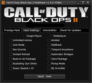 call of duty black ops 2 multiplayer cheats