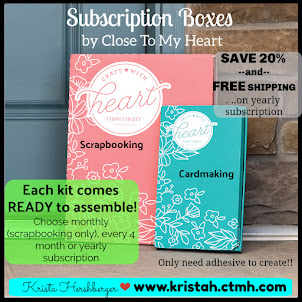 CTMH Subscription Boxes!