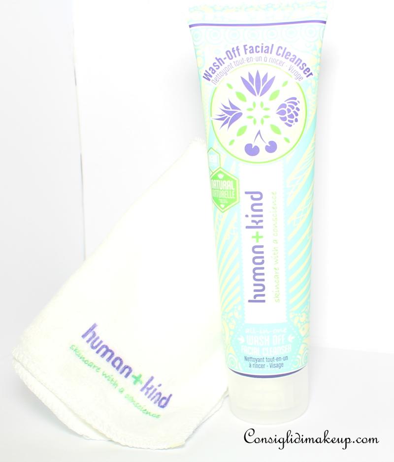 recensione detergente Human+kind