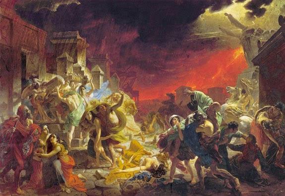 Pompei'nin Son Günü