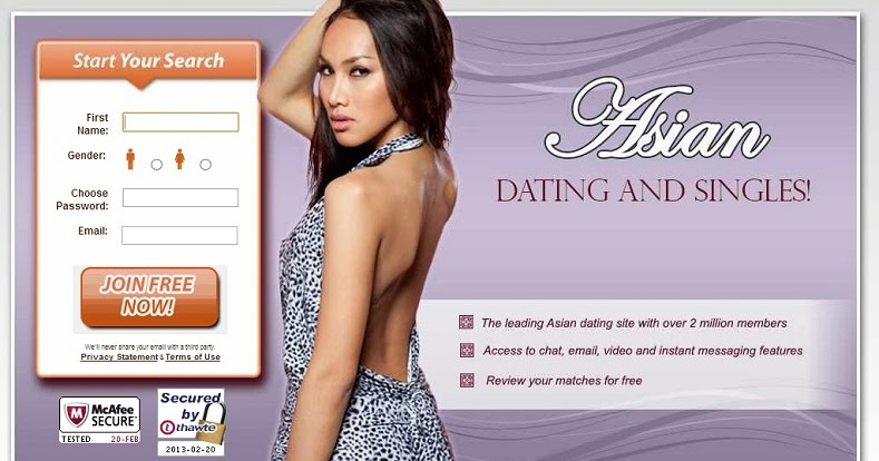 Dating Services Asian Dating Sites 101