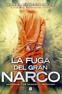 La fuga del gran narco- Harel Farfan Mejia