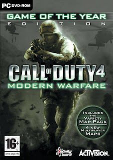 Call Of Duty 4: Modern Warfare RIP Pc Game