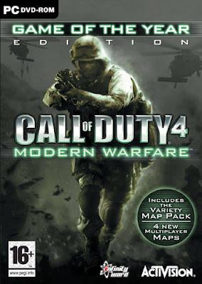 Call Of Duty 4: Modern Warfare RIP