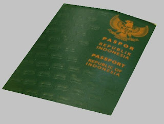 cotoh sampul paspor