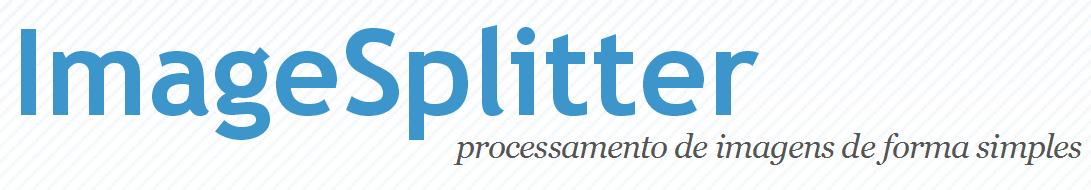 Image Splitter: Edições e usos específicos com imagens