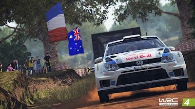 WRC 4 FIA world Rally Championship screenshot