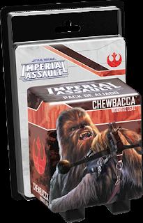 Preparados para la Wave 1 & 2 Chewbacca