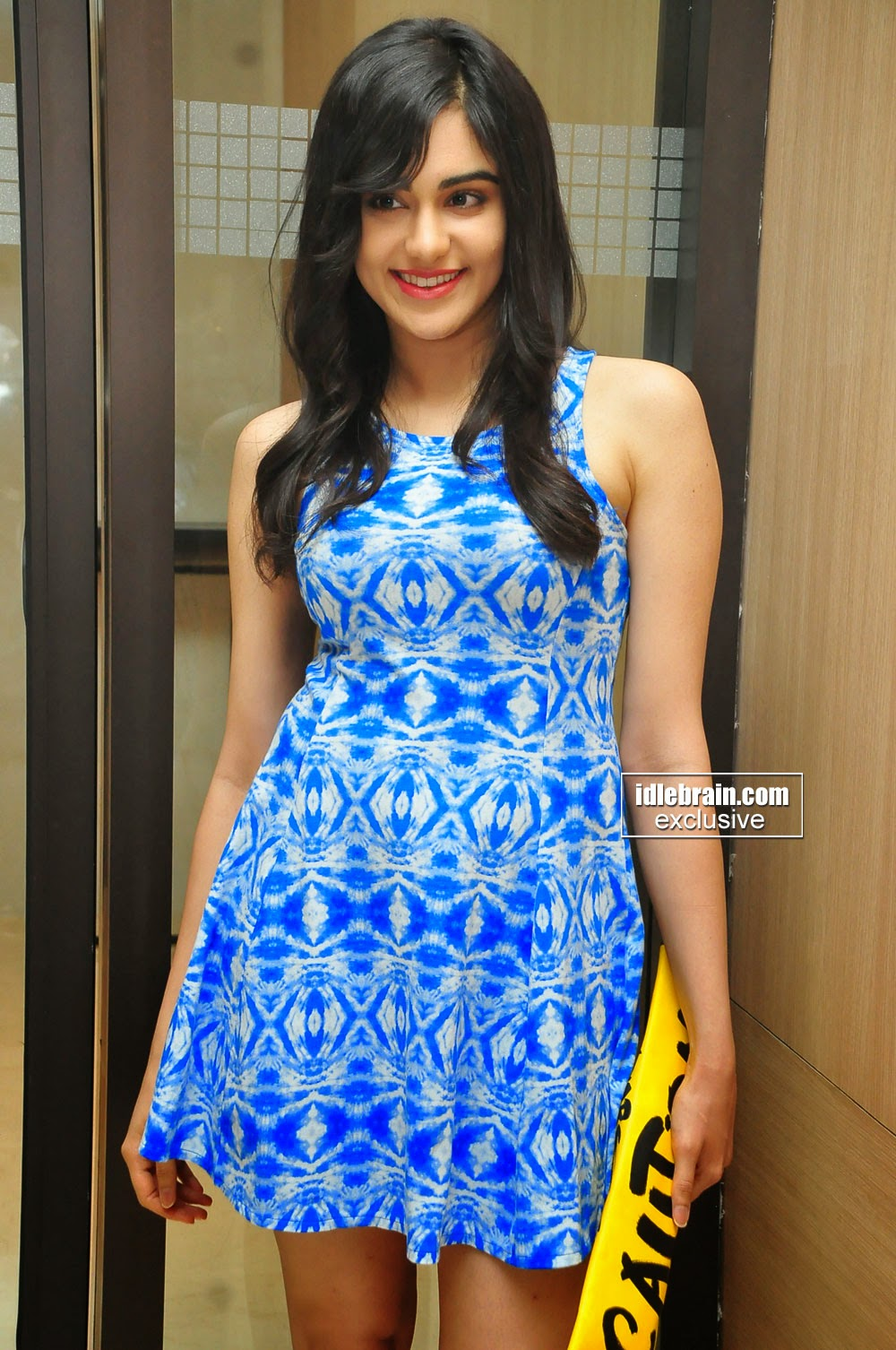 Adah Sharma cute
