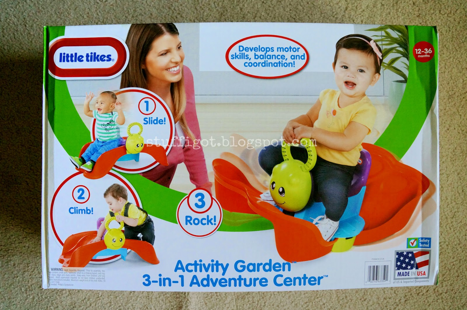 Crafty And Wanderfull Life Little Tikes Activity Garden 3 In 1 Adventure Center Review