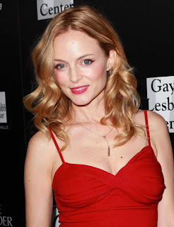 Heather Graham Cocktail Dress, Heather Graham Dress Photos