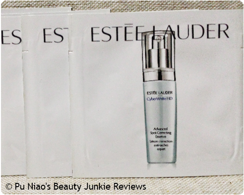 Estee Lauder CyberWhite HD Advanced Spot Correcting Essence