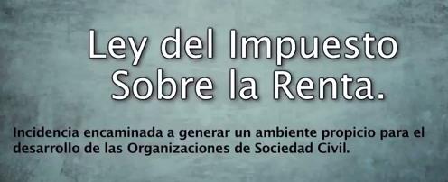 A un año de la Reforma fiscal, Incidencia #OSCMx