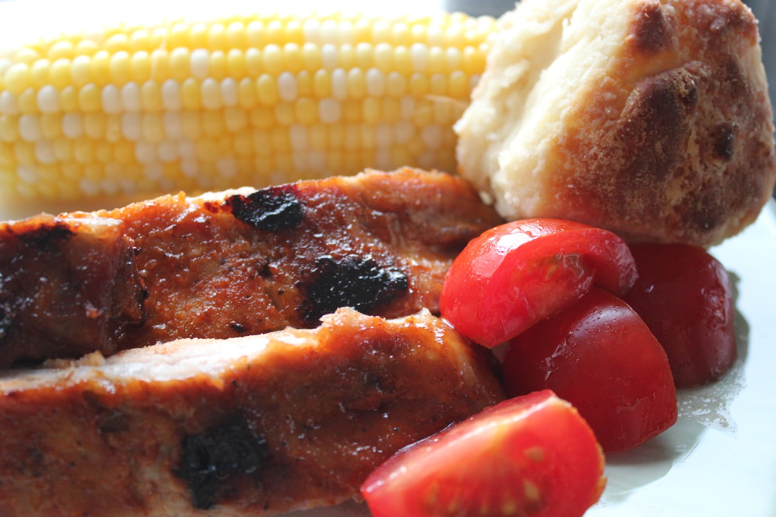 Delicious Dishings: The Best Ribs I've Ever Made