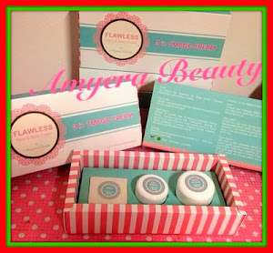 :amyera flawless face & body cream: