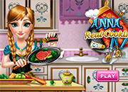 Frozen Anna Real Cooking