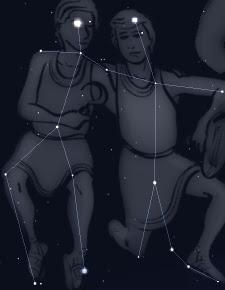 كوكبة التوأمان - مدونة الفلك للجميع