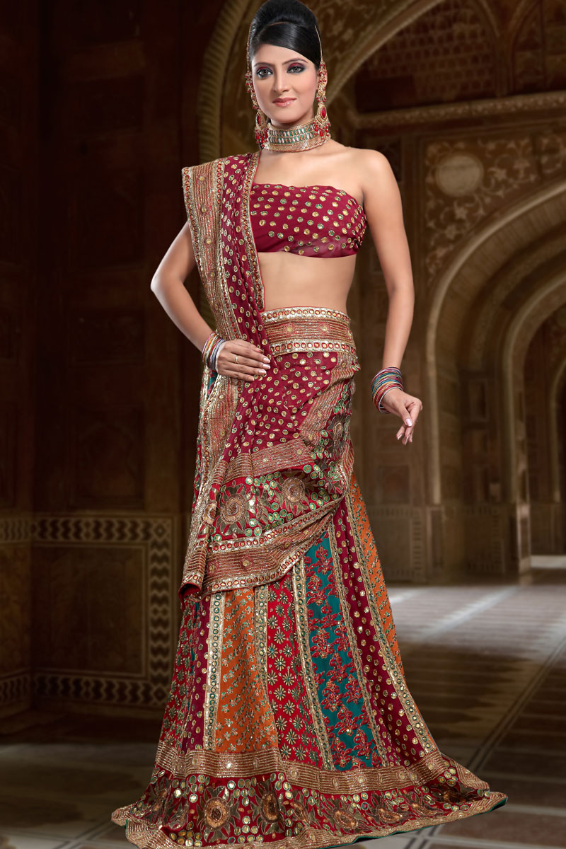 Indian Lengha Pakistani Lehnga Designer Lengha Bridal