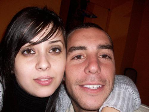 Estefanía Rodriguez y Alexis Martínez Fotografía:Cortesía de Estefanía Luis Rodriguez - Orca_EstefiAlexis_071211
