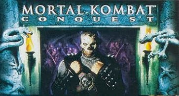 Mortal Kombat: Conquest DVD