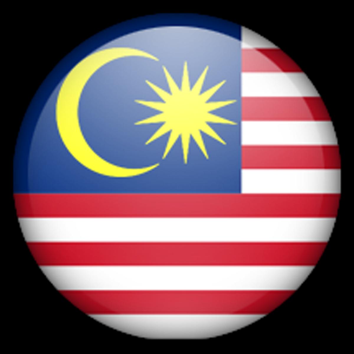 Malaysia: Graafix!: Wallpapers Flag Of Malaysia