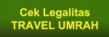 Cek Legalitas Travel Umrah