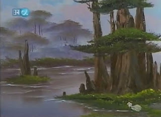 Bob Ross, Cypress Swamp