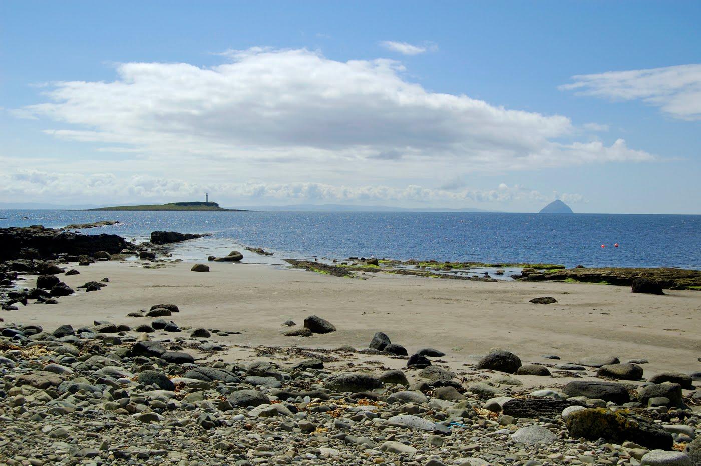 Scottish Wildlife Blog Kildonan Isle Of Arran