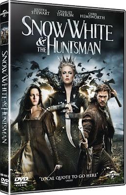 Blancanieves y el Cazador (2012) EXTENDED Español Latino DVDRip