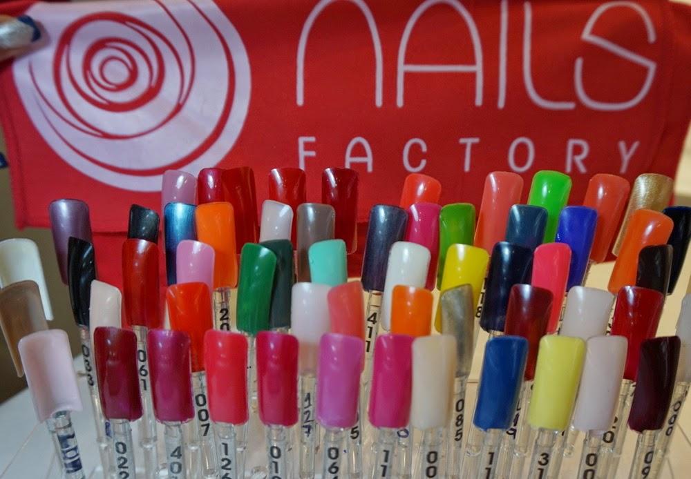 nails factory valladolid