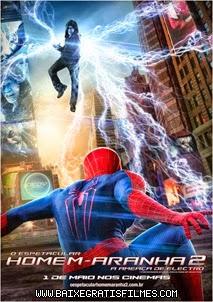 O Espetacular Homem-Aranha 2: A Ameaça de Electro – BDRip AVI + 720p Dual Áudio + RMVB Dublado