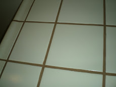 Kitchen Tile Regrout
