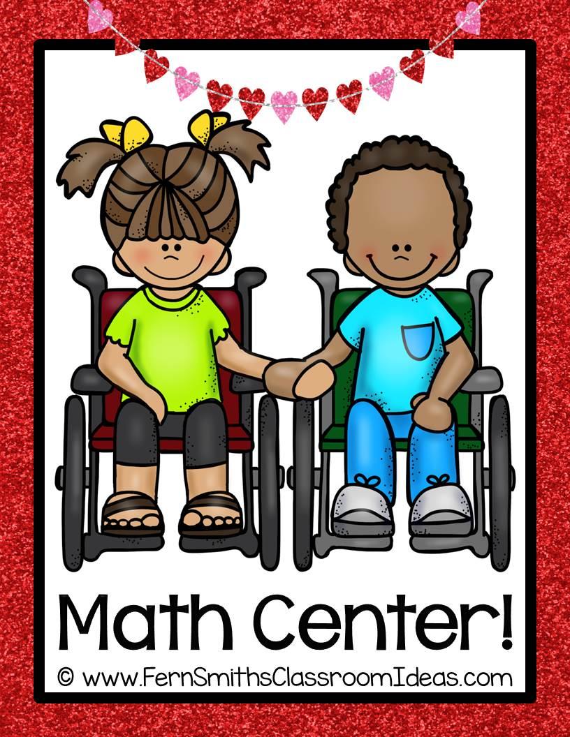 Fern Smith's Classroom Ideas FREE Mixed Addition Basic Facts Center Game at TeachersPayTeachers.