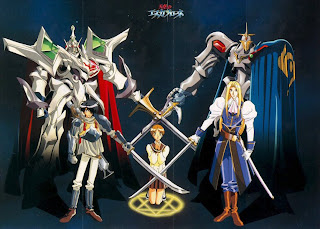 Escaflowne The Movie - A Girl in Gaea