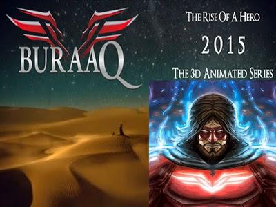 Buraaq, Hero Muslim siri animasi TV