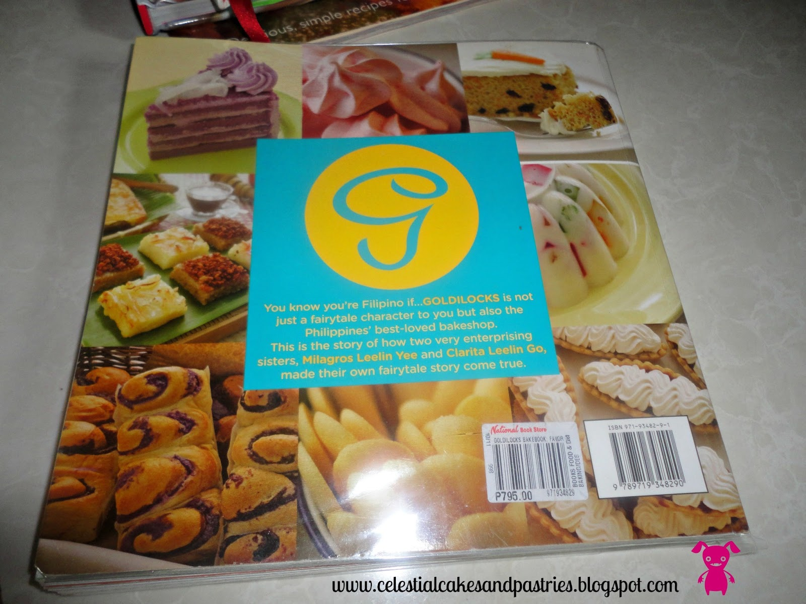 Celestial cakes and pastries book review goldilocks bakebook book review goldilocks bakebook forumfinder Images
