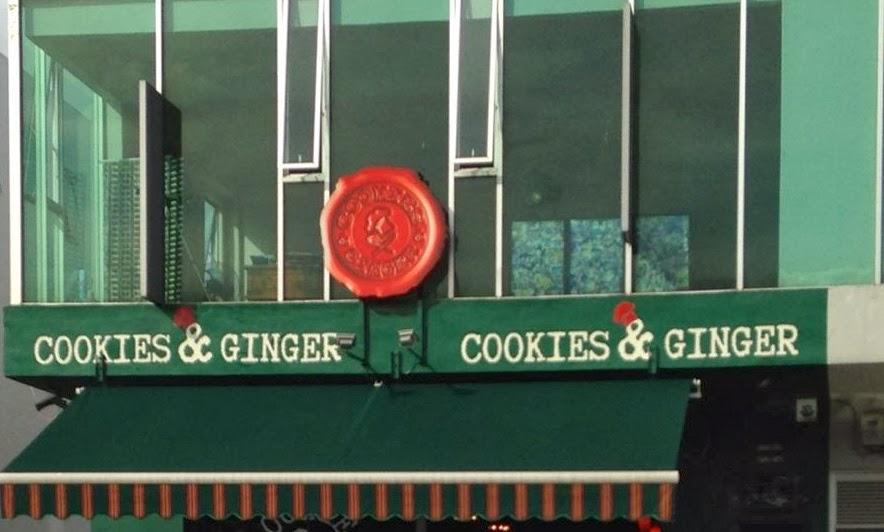 COOKIES & GINGER... MURAH, SEDAP DAN TERBAEKKKK!!