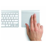 notebook multi touch trackpad
